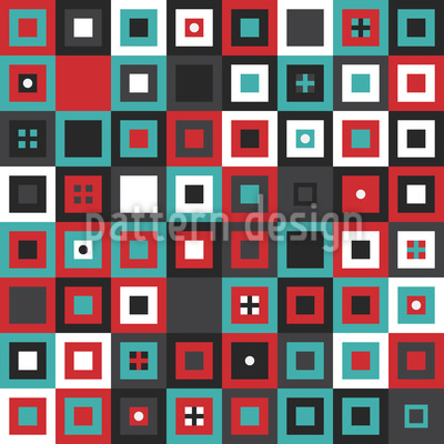 Add Some Squares Repeating Pattern
