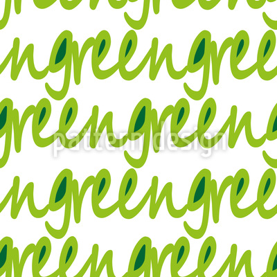 Fresh And Friendly Seamless Pattern