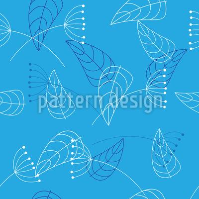 Wilde Blätter Vektor Design