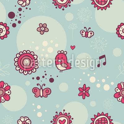 Vogel Musik Designmuster