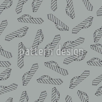 Mens Ties Pattern Design