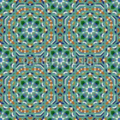 Morocco Hexagon Repeat