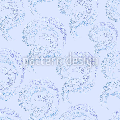 Nothing But Beauty Vector Ornament
