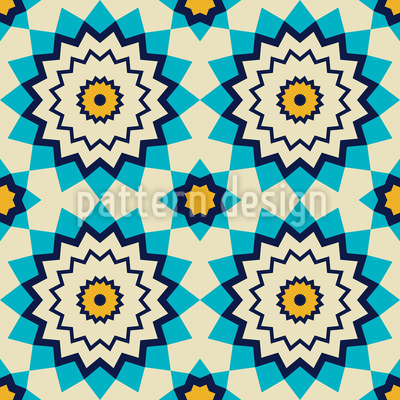 Arabic Star Vector Ornament