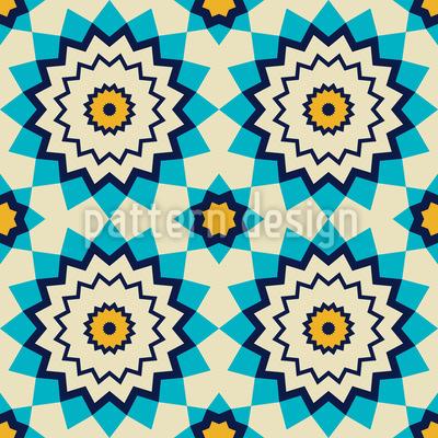 Arabischer Stern Vektor Ornament