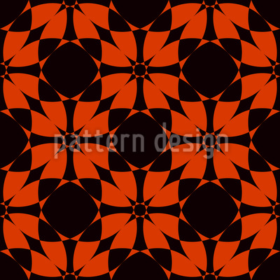 Retroquadrate Vektor Design