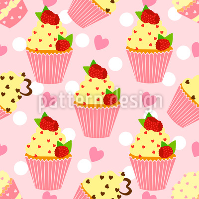 Cupcake Heaven Vector Design