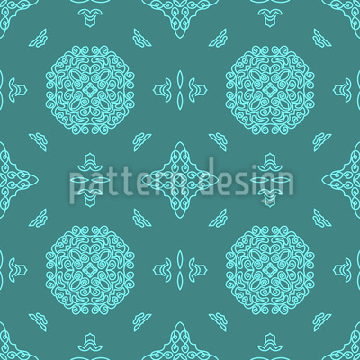 A Piece of Nature Seamless Pattern