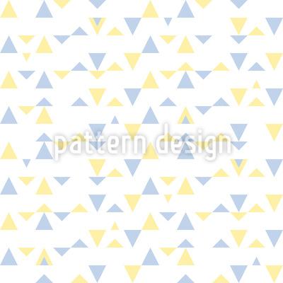 Dreiecks Versammlung Musterdesign