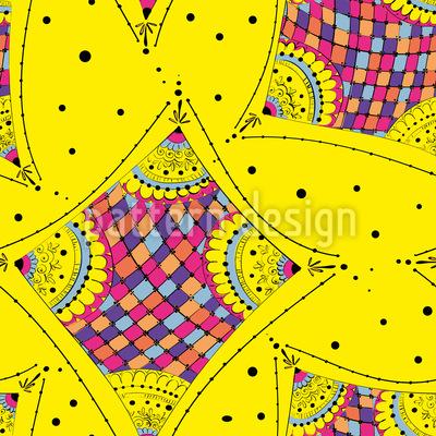 Kraft Muster Design