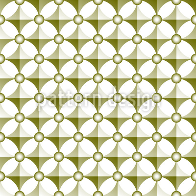 Classic Meets Graphic Seamless Vector Pattern
