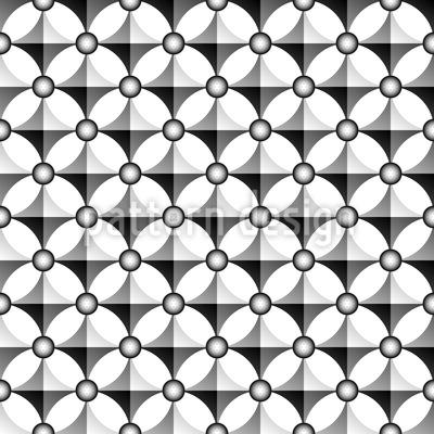 Verwebte Grafik Designmuster