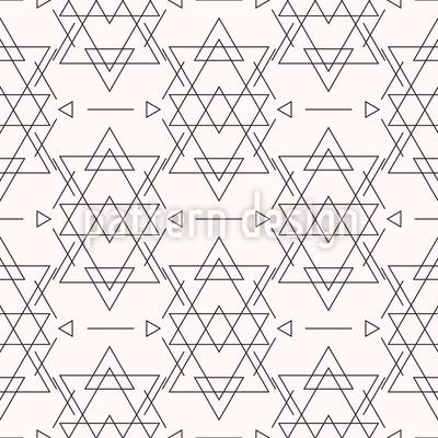 Aztec Geometry Vector Design