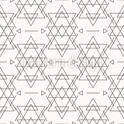 Azteken Geometrie Vektor Design