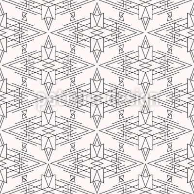 Geometry Repeat Pattern