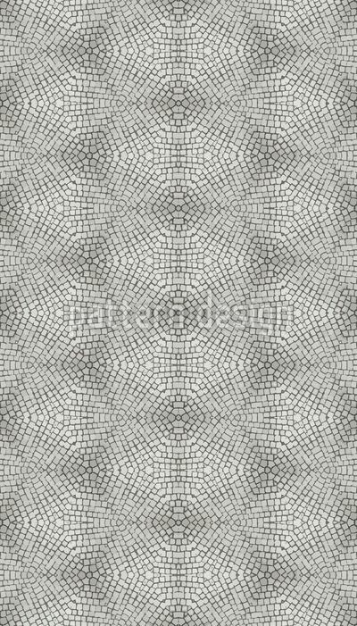 Paving Stone Mosaic Repeat Pattern