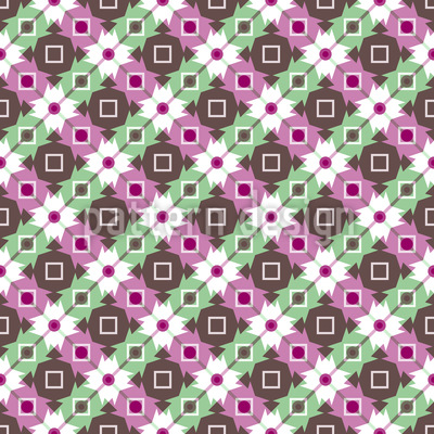 Extra Angular Seamless Pattern
