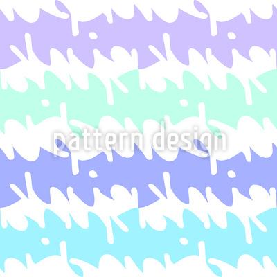 Liebliche Streifen Vektor Design