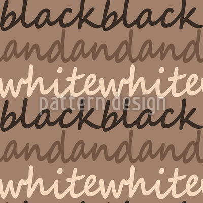 Hautfarbe Vektor Muster