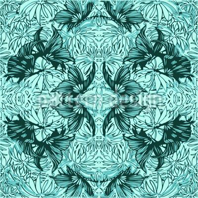 Abstrakte Schmetterlinge Vektor Design