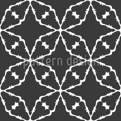 Compoundment Of Stars Pattern Design