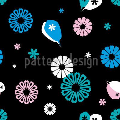 Flowerpower Pattern Design