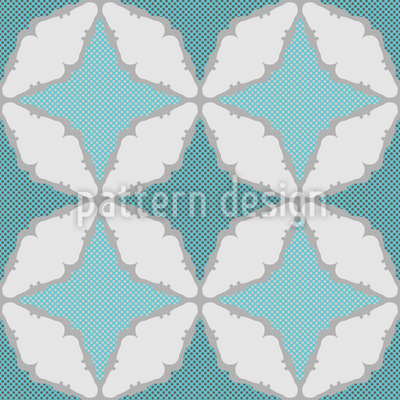 Dotted Stars And More Vector Ornament