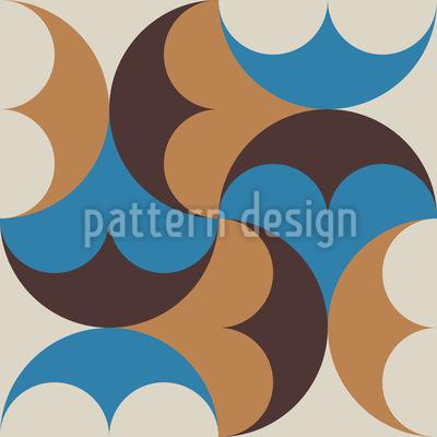 Decorative Orient Mosaic Vector Design
