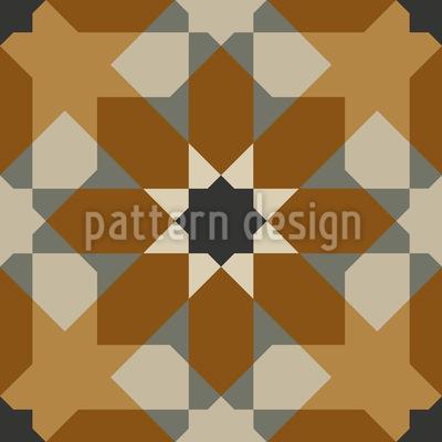 Arabische Tesselierung Musterdesign