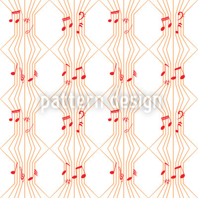 Ars Musica Repeating Pattern