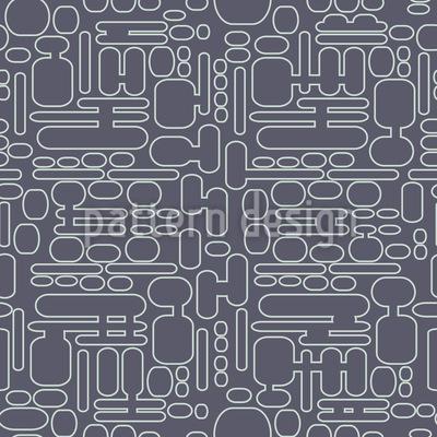 Elektrische Elemente Musterdesign
