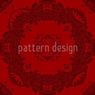 Spüre Die Details Rapportiertes Design
