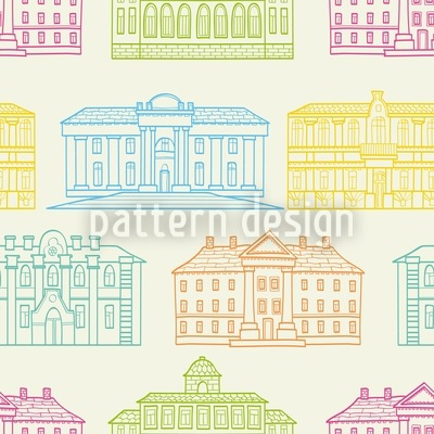 Palace Repeating Pattern
