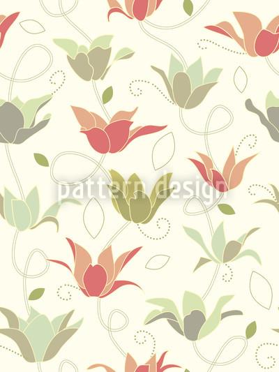Zaubergarten Muster Design
