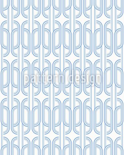 Céu Vintage Design de padrão vetorial sem costura