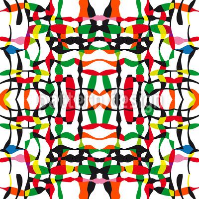 Farbgitter Vektor Muster