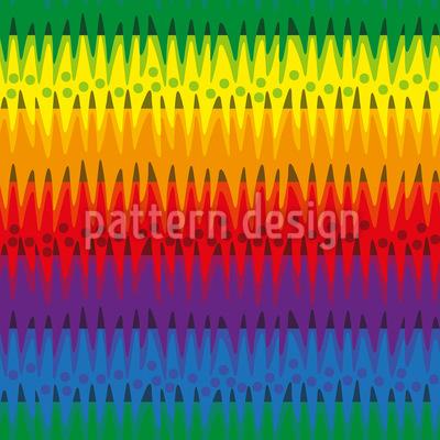 Freude Ausstrahlen Vektor Design