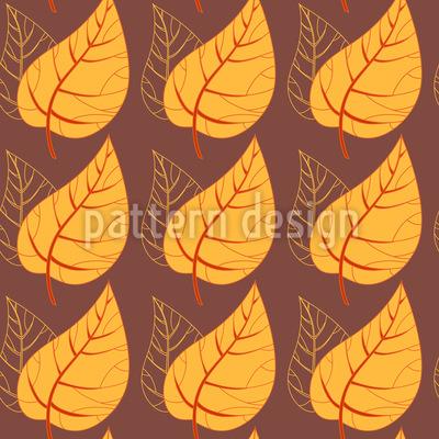 Gaben des Herbstes Muster Design