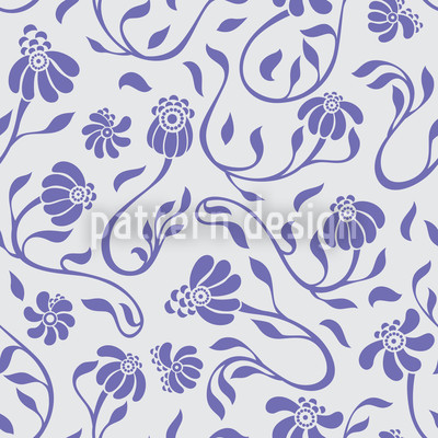 Flowerdream Seamless Vector Pattern Design