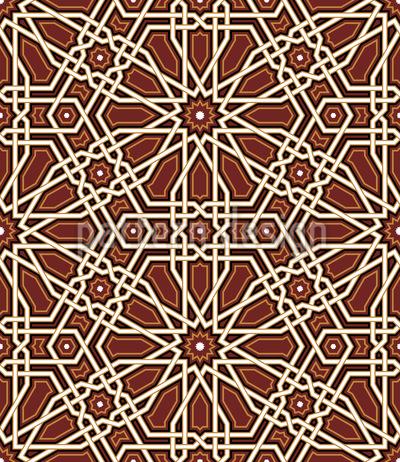 Medieval Inlays Design Pattern