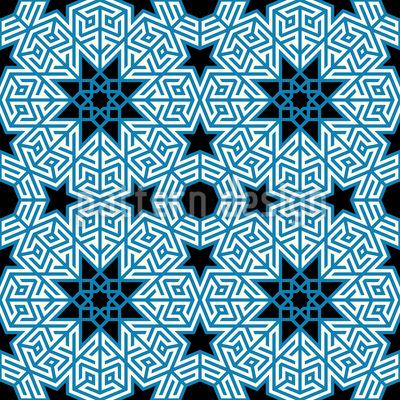 Geschichte Des Iran Vektor Ornament