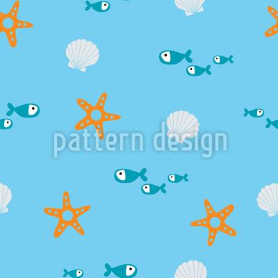 Meereswelt Vektor Design