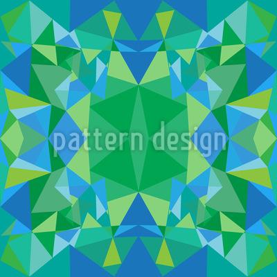 水万華鏡 シームレスなベクトルパターン設計