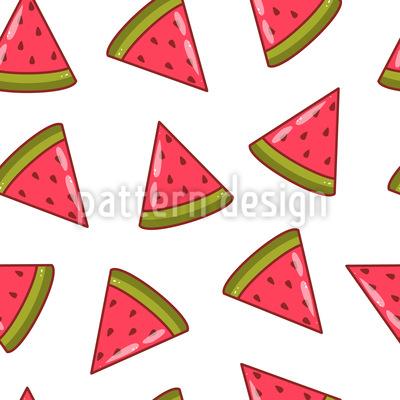 Wassermelonen Zuckerl Designmuster