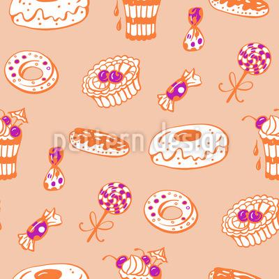 Zuckersüße Bäckerei Rapport