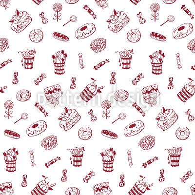 Mehr Süßigkeiten Designmuster