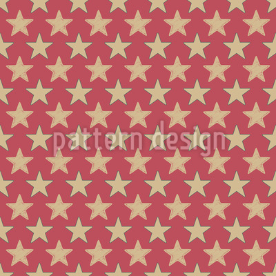 Strahlende Vintage Sterne Vektor Design