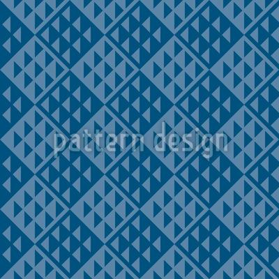 Grafische Dreiecke und Rauten Vektor Muster