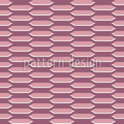 Geometrisches Streckgitter  Vektor Design