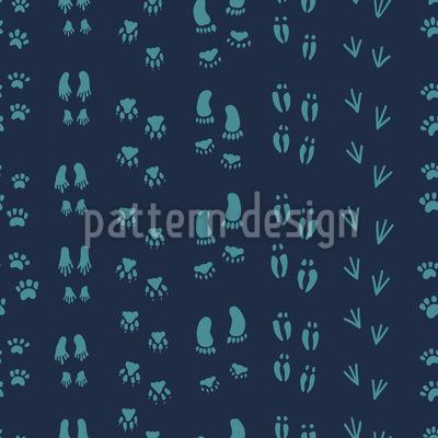 Passo a Passo Design de padrão vetorial sem costura